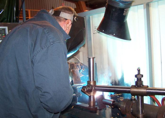 cylinder manufacturing